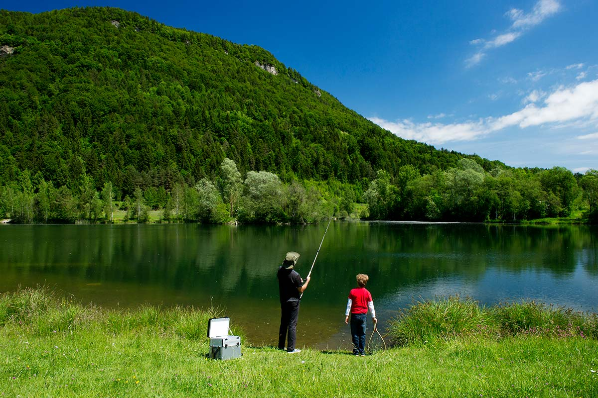 Kärnten Apartment Turnersee ist der ideale Ort für Ihren Aktivurlaub am See. Egal welchen Wassersport Sie ausüben wollen, hier finden Sie die perfekten Bedingungen für Ihren Aktivurlaub am See. In Südkärnten um den Turnersee und den Klopeiner See gibt es zahlreiche Möglichkeiten zum Angeln und Fliegenfischen.