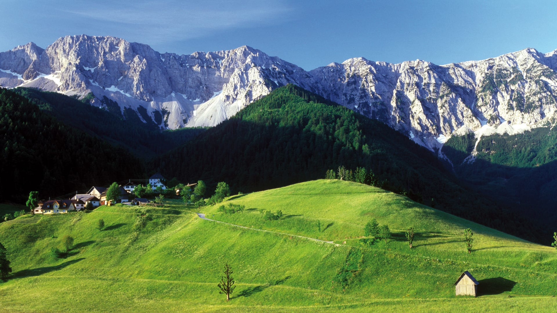 Wanderurlaub-Karawanken-Koschuta-Suedkaernten